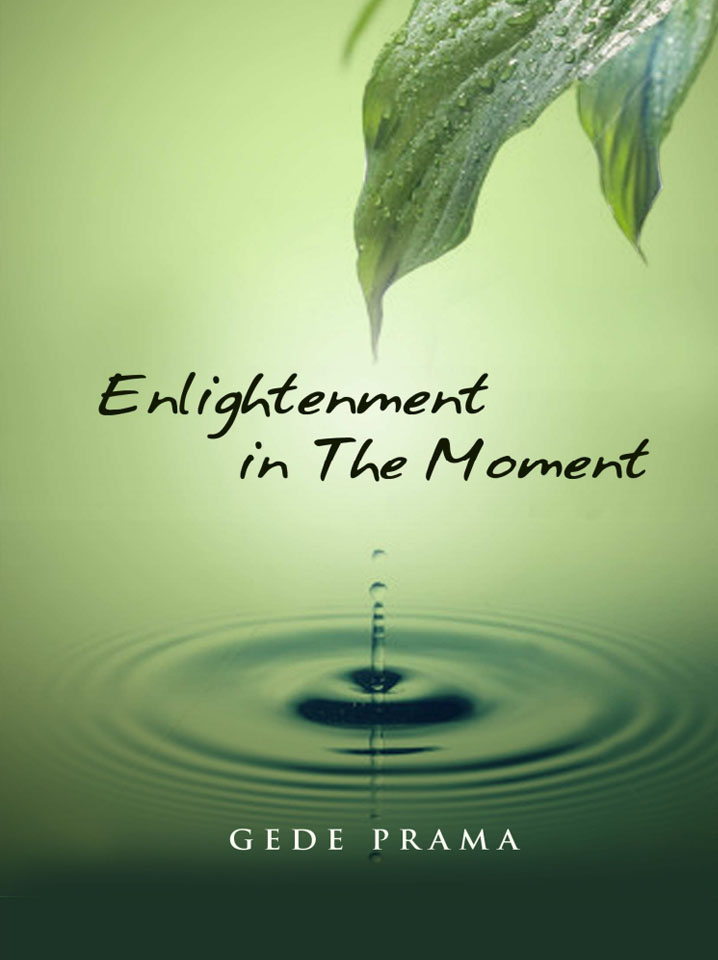 Enlightenment in The Moment